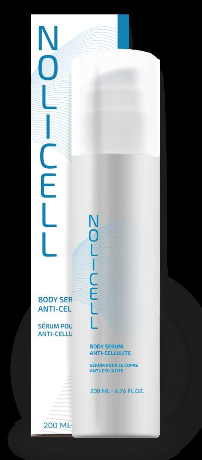 Nolicell - krem na cellulit